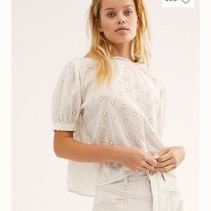 Free People Letters to Juliet Top size S